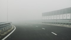 Засилен трафик и намалена видимост поради мъгла на някои места в страната