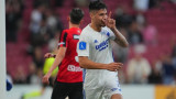 Копенхаген - Локомотив (Пд) 4:2, гол на Салинас