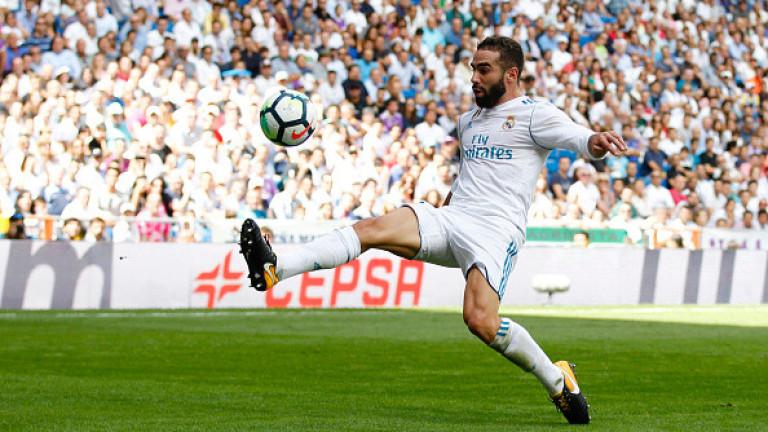 Карвахал: На Лопетеги му липсваше малко късмет в Реал