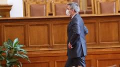 ДПС изненадани от решението на Румен Радев