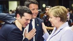"""Меркел допуска облекчаване, но не и """"подстригване"""" на гръцкия дълг"""