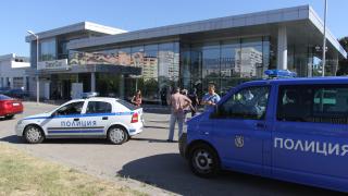Крадци раниха пазач и отмъкнаха метална каса от офис в столицата