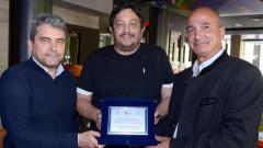 Стефан Цветков беше преизбран за председател на Българска федерация по тенис