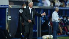 Анчелоти се радва: Този състав на Реал е пълен със звезди