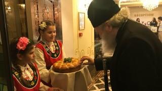 Патриарх Кирил: Чрез българското православие руският народ получи православието