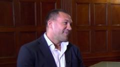 Кубрат Пулев: Аз не гледам нещата от гледна точка на парите