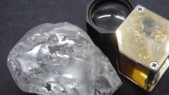 442-каратов диамант беше намерен в рудник в Лесото