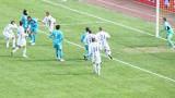 """ВИДЕО: Вратар """"прониза"""" колега в Русия"""