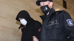 Кристиан Николов, обвинен за смъртта на Милен Цветков, остава в ареста
