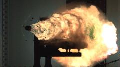Китай изпита най-мощното корабно оръжие в света