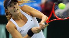 Ализе Корне: Искам да се класирам за турнира в София