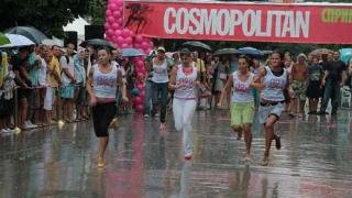 Списание COSMOPOLITAN намери дамата с най-бързите токчета