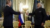 Путин хвали сътрудничеството с Индия