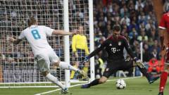 Манчестър Юнайтед продължава да напира за Тони Кроос