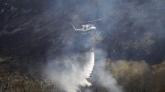 Испания се бори с горски пожари