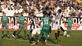 Локомотив (Пловдив) - Берое 0:2, голове на Мартин Камбуров
