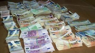 "Хванаха грузинка с 30 000 контрабандни евро на МП ""Капитан Андреево"""