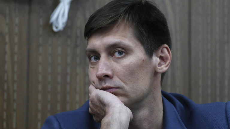 След като избяга от Русия, критикът на Путин Гудков заклейми диктатурата