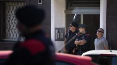 Трима ранени, след като кола се заби в пешеходци в Испания