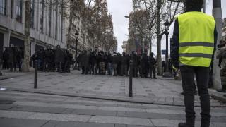 """Протестът на """"жълтите жилетки"""" стигна до Гърция"""