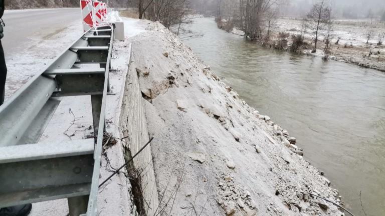120 000 лева струва ремонтът на участъка между Гоце Делчев