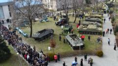 Граждани инициират поставяне на паметна плоча на опълченец в София