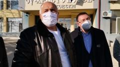 Борисов: 27-ми сме по заразяемост в Европа и заводите работят