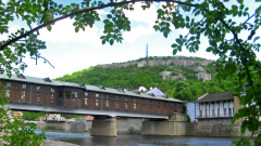 Покритият мост в Ловеч става недвижима културна ценност