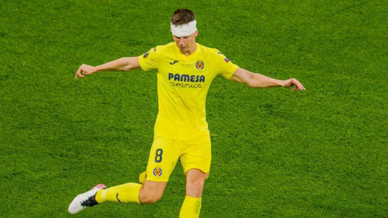 Защитникът Хуан Фойт вече е футболист на Виляреал. За трансфера