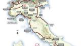 Пълна програма на колоездачната обиколка на Италия 2015