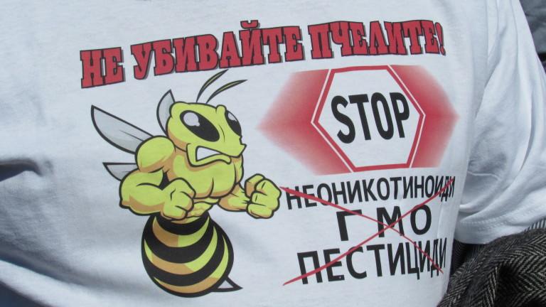 Пчелари готвят блокада на пътя Плевен-София заради натровени пчели, предаде