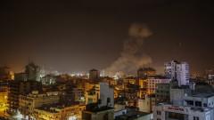 Израел прихвана 8 ракети от Газа