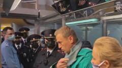 Десетки арестувани в Русия на протести в подкрепа на Навални