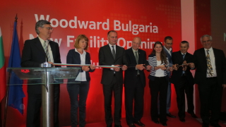 Пуснаха част от предприятието за авиационни компоненти в София