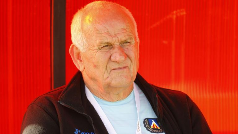 Майстор Люпко одобри Ел Маестро за треньор на ЦСКА