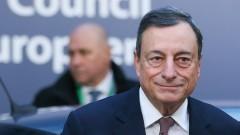 Шефът на ЕЦБ: Икономиката все още се нуждае от стимули