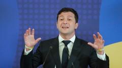 Зеленски фаворит да спечели парламентарните избори в Украйна