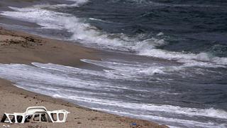 Морето отнесе заведения в Слънчев бряг