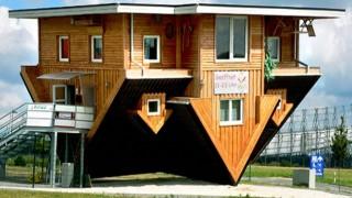 Най-странните къщи по света