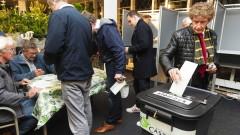 Холандия даде старт на изборите в Европа