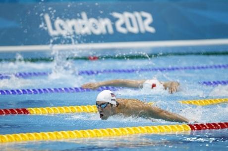 Всички проби на плувците от Лондон 2012 са отрицателни