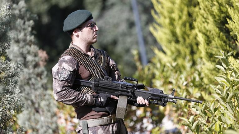 20 терористи са неутрализирани в Турция за седмица