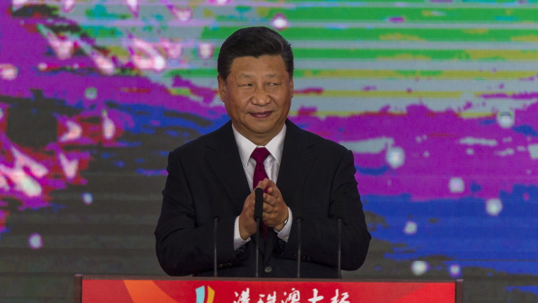 Снимка: Китайската дистопия за точкова система за гражданите - реалност от 2020 г.
