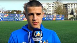 Марин Петков: Беше невероятно чувство да дебютирам за Левски