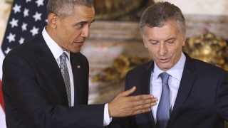 """Обама се закани да победи """"Ислямска държава"""""""