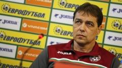 Петър Хубчев ще залага на защитата на ЦСКА срещу Саудитска Арабия