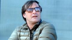 Геша: Сираков не ми е предлагал треньорския пост в Левски