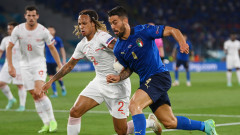 Леонардо Спинацола ще присъства на финала на Евро 2020