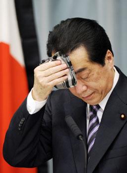 Японският премиер подаде оставка
