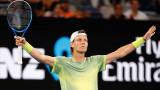 Томаш Бердих се класира за финала на турнира в Доха